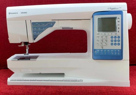 Husqvarna Viking Sapphire 930 sewing machine
