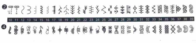 Blanket stitches are in Menu 2 - Quilt Stitches
