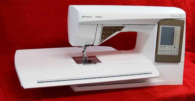 Highlights Of The Husqvarna Viking Designer Topaz 40 Sewing Machine Simple Husqvarna Topaz 20 Sewing Embroidery Machine