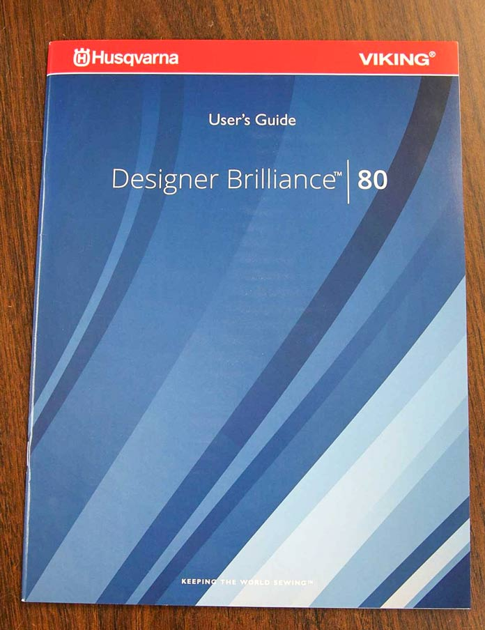 The User's Guide for the Designer Brilliance 80