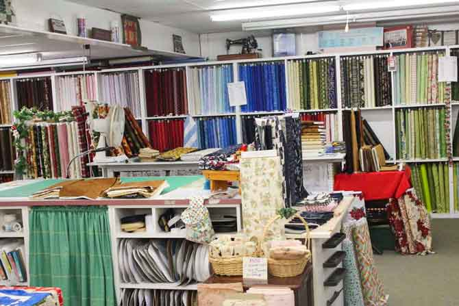 Nice selection for any type quilt you might want to make