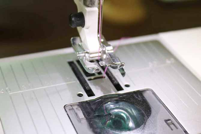 Edge Stitching Foot