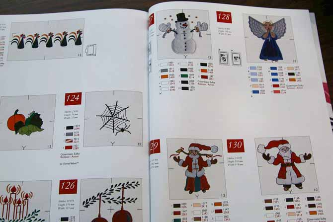 Inside the Sampler design book
