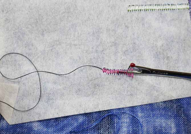 "essays on the seam ripper Art of appliqué a ""ready to go needle gripper, seam ripper, thread conditioner, beeswax, a needle threader, and a strawberry to plant the needles and pins as."