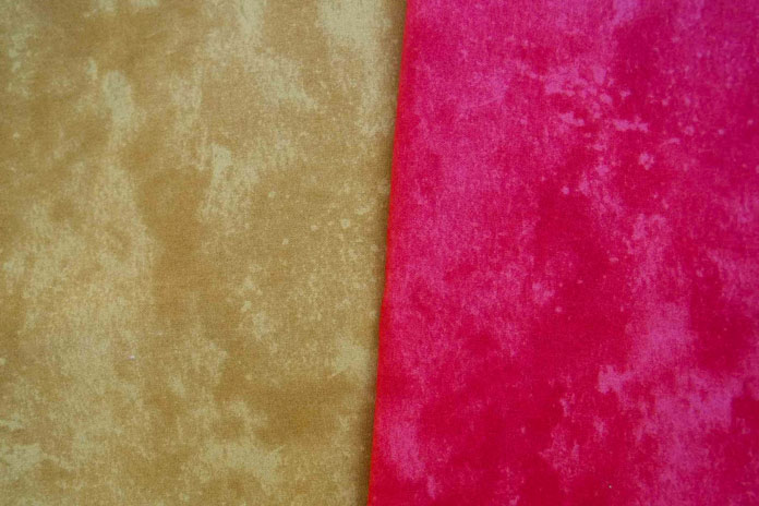 The suede looking texture of TOSCANA