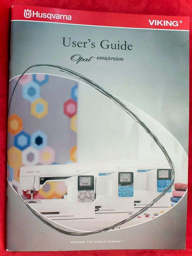 Let's not forget the User's Guide.