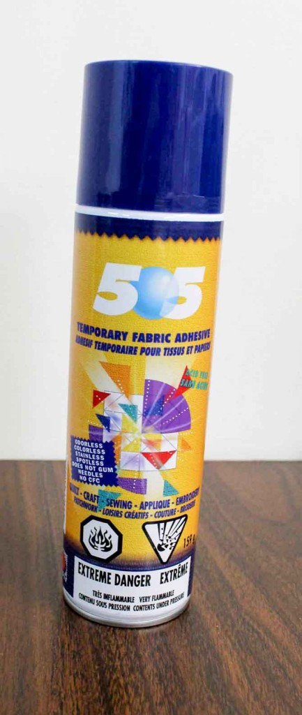 505 Basting Spray