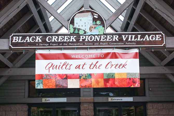 Welcome to Quilts at the Creek