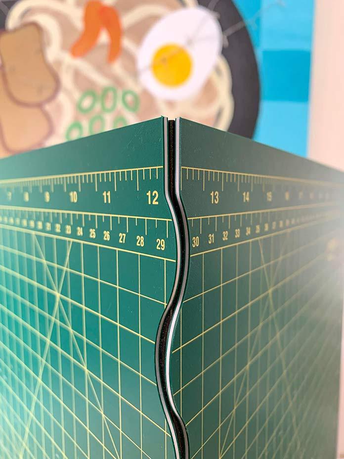 UNIQUE Folding Cutting Mat