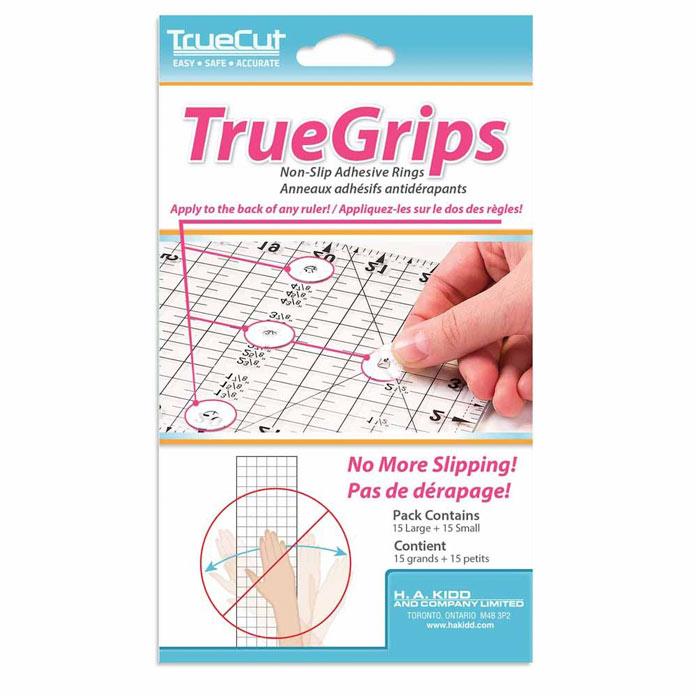 TrueGrips Non-Slip Adhesive Rings