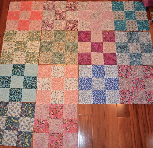 Scraptastic Tuesday and April Winners: she can quilt