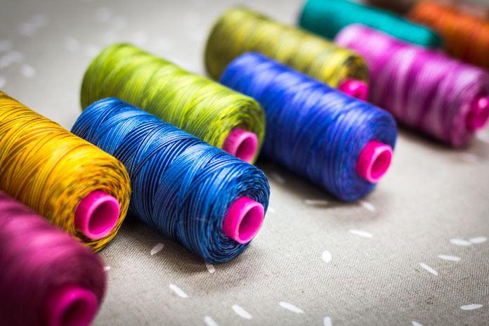 WonderFil Tutti 50wt variegated threads