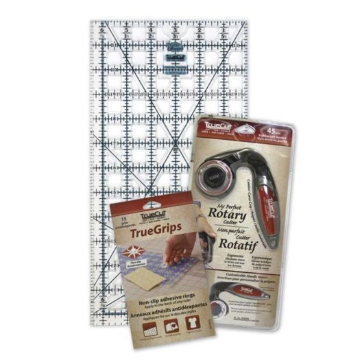 QUILTsocial Giveaway 111: TrueCut Cutting System Kit