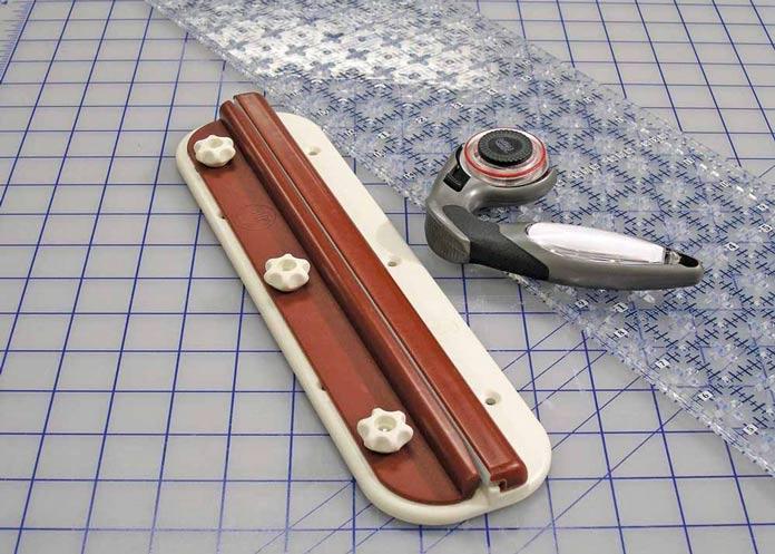 TrueCut Linear Rotary Blade Sharpener