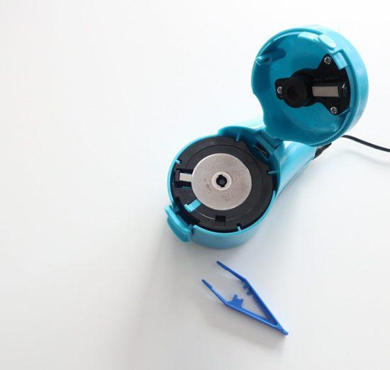 TrueCut TrueSharp Power Rotary Blade Sharpener