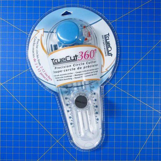 TrueCut 360° circle cutter