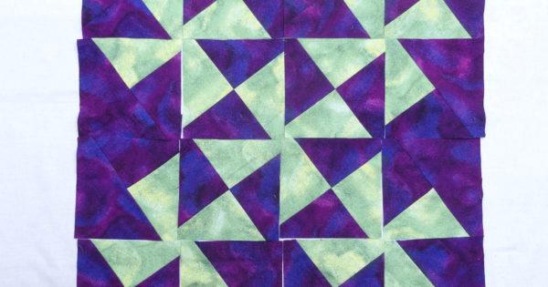 Pinwheel Blocks Made Easy With The Sew Easy Pinwheel Magic