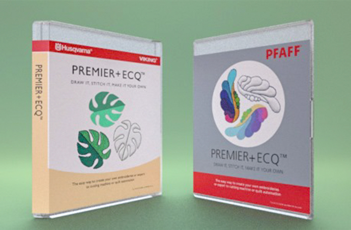 Premier Ecq Software To Spark Your Creativity Embroider Cut Quilt
