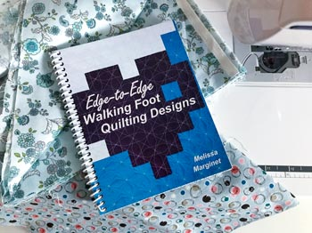 Edge-to-Edge Walking Foot Quilting Designs