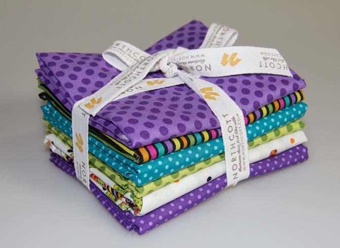 Northcott Urban Elementz Fabric Bundle