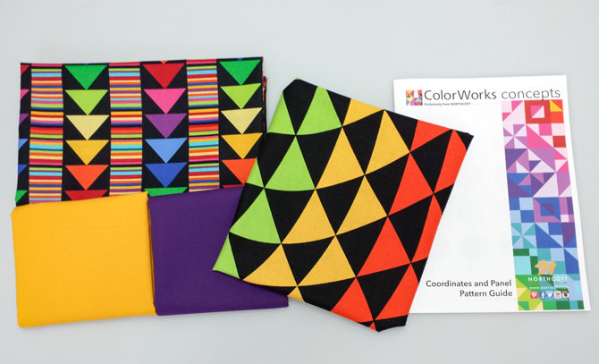 Northcott ColorWorks Quilting Fabric!