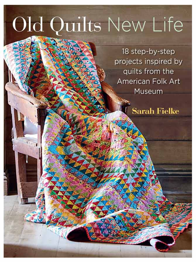 Old Quilts New Life Cover