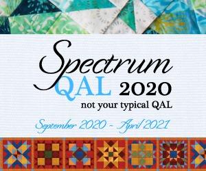 Spectrum Quilt-A-Long 2020