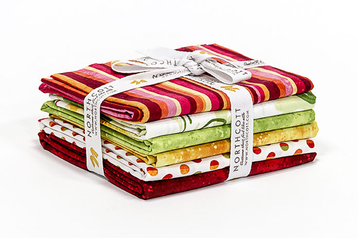 Northcott Full Bloom Fabric Bundle