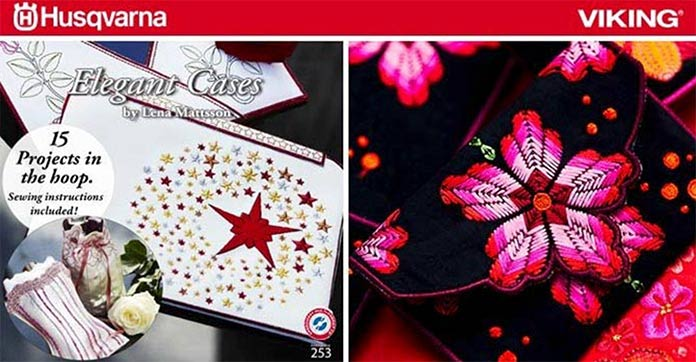 Elegant Cases Embroidery Designs