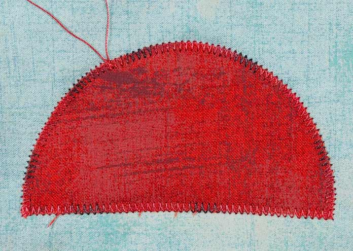 Zigzag stitch