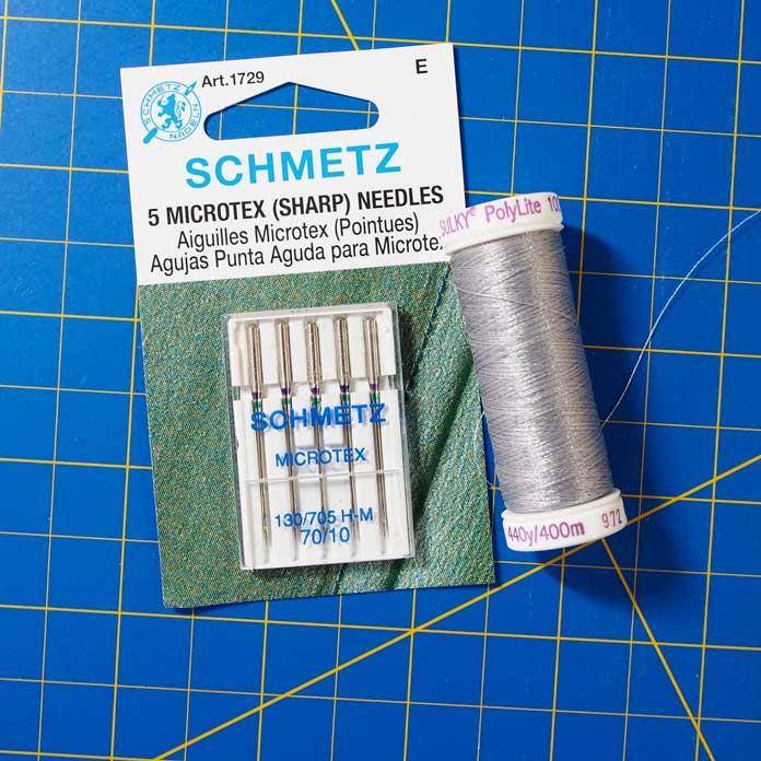 Thread & sewing machine needles