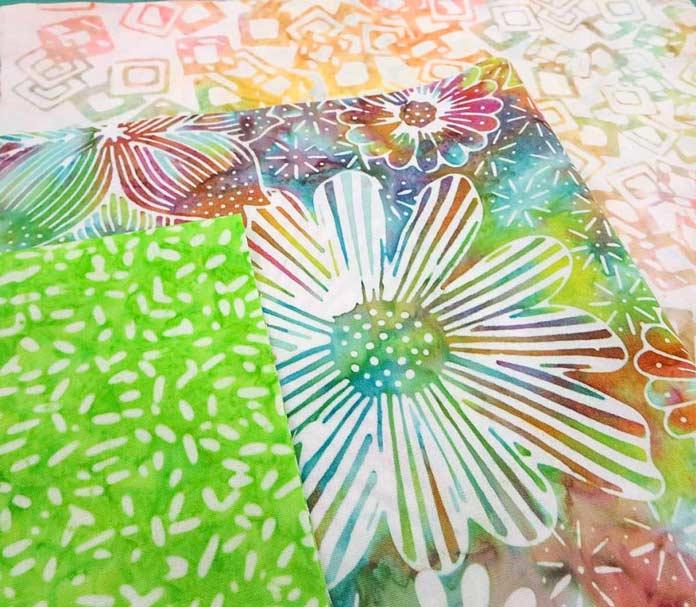 Banyan Batik fabrics