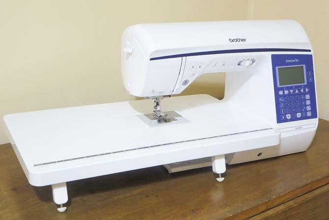 Brother NQ900 sewing machine