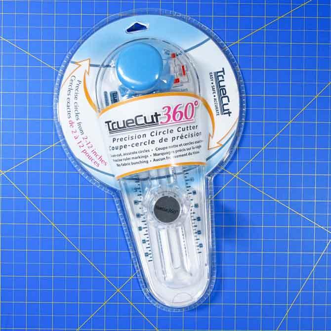 The TrueCut Circle Cutter 360