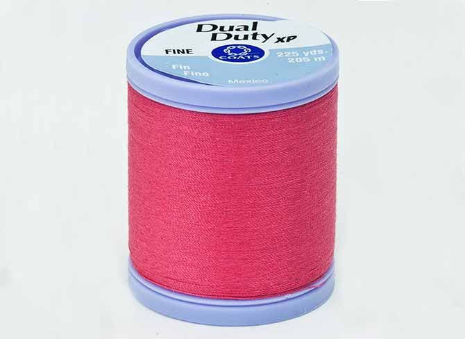 a spool of Coats Dual Duty XP Fine Thread
