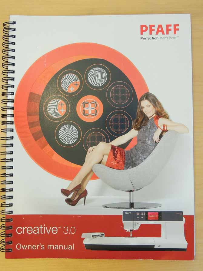 Owner's manual for creative 3.0.