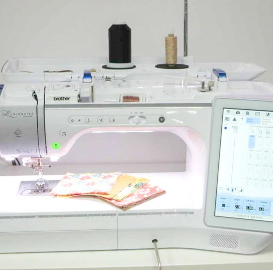 Brother LuminaireInnov-ís XP1 sewing and embroidery machine