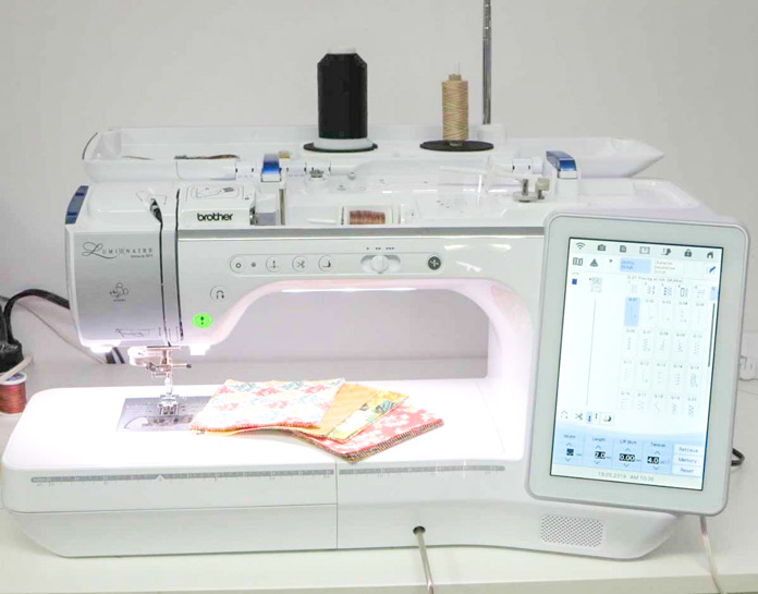 Brother Luminaire Innov-ís XP1 sewing and embroidery machine
