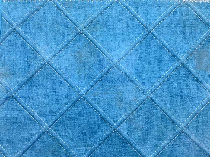 Double diagonal grid