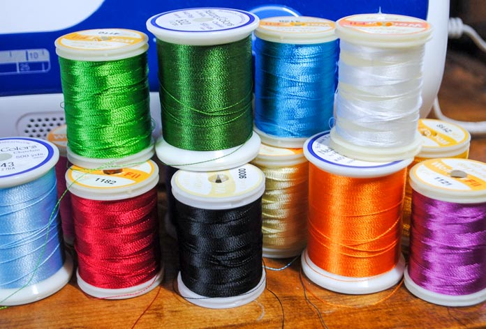 The thread selection