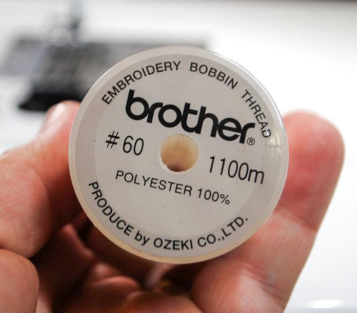 Brother bobbin thread