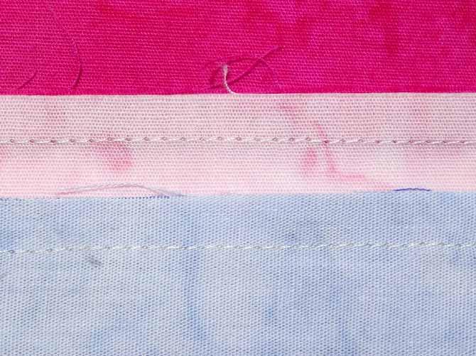 WonderFil DecoBob threads blend beautifully with fabrics