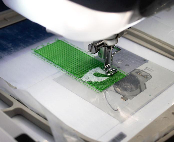 The base stitching