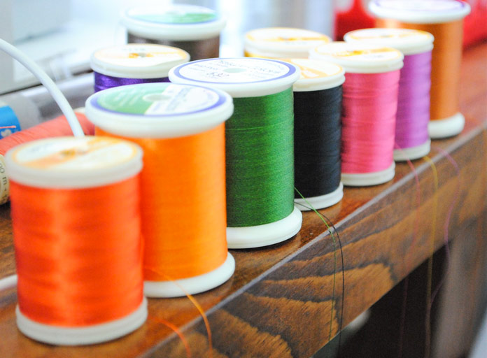 Rayon threads