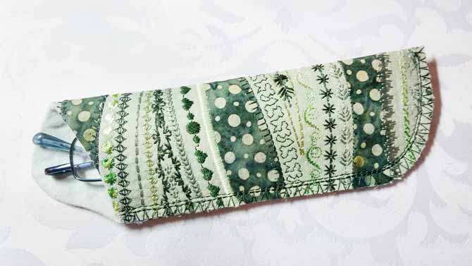 glasses case complete!