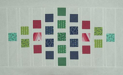 Making A Table Runner With Pre-Cuts   Quilts By Jen