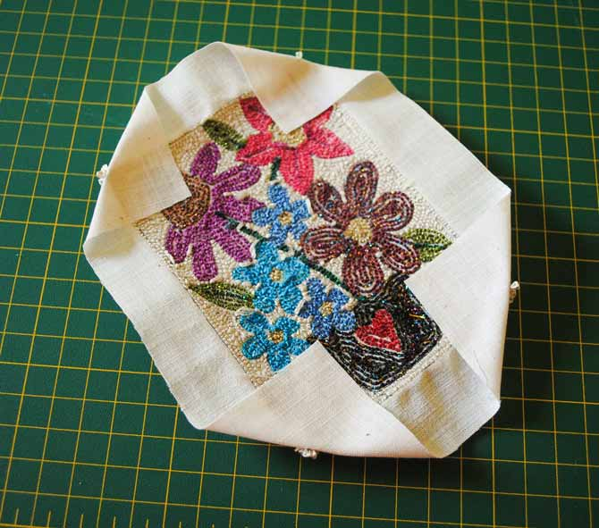 2 Ways To Use Punchneedle Embroidery To Embellish Quilt Projects