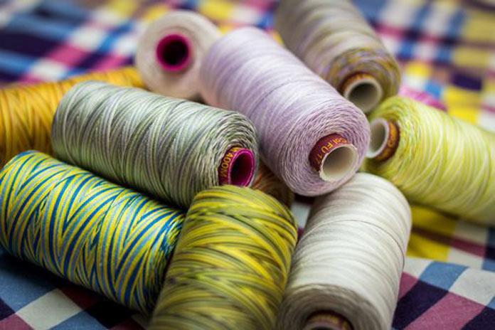Fruitti threads enhance your quilt work