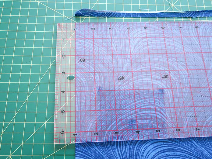 The sure way to get nice square strips is to square off the fabric first. UNIQUE sewing and quilting template sheets, HEATNBOND Stitch n Sew EZ Print Quilt Block Sheets, UNIQUE folding cutting mat, SEW EASY Quilting Ruler