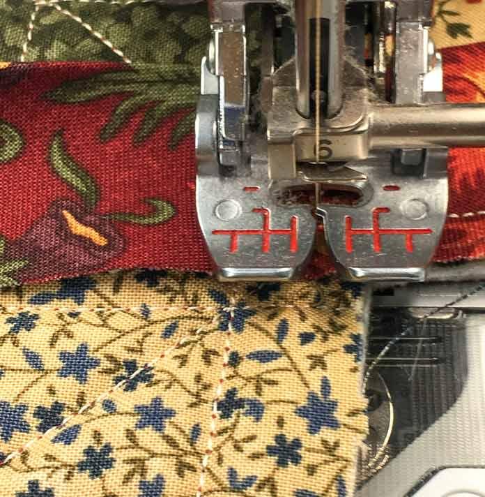 Pivot the quilt